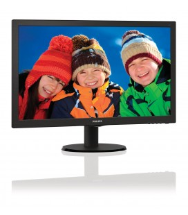 Monitor Philips LCD con SmartControl Lite 243V5LHAB/00