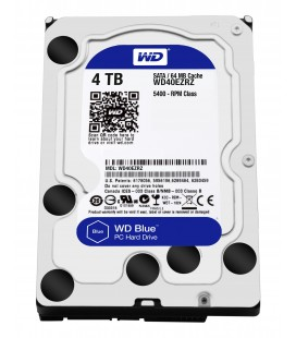 Disco Duro Western Digital Blue 4TB Serial ATA III