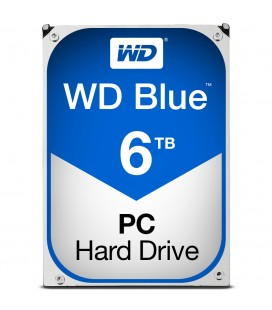 Western Digital Blue 6TB Serial ATA III disco duro interno