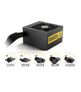 Fuente ATX 850W Nox Hummer 850 80Plus Gold
