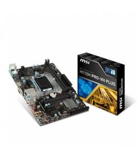 Placa Base MSI 1151 H110M PRO