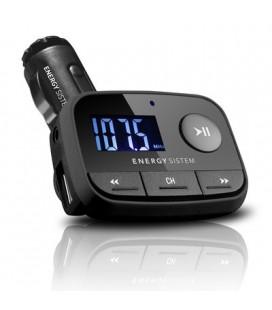 Transmisor FM Energy Sistem Car MP3 F2 Negro