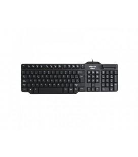 Teclado Approx APPKBDNIV2 USB Negro teclado