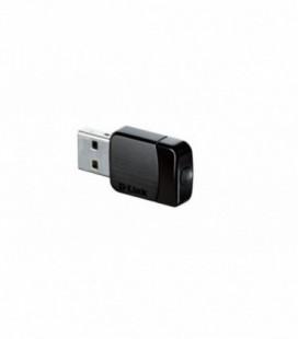 Adaptador Wifi D-Link AC750 WLAN 433Mbit/s