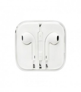 Auriculares Apple Originales Earpods Bulk/OEM MiniJack 3.5mm
