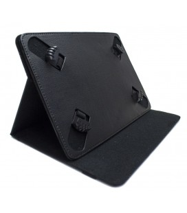 "Funda tablet cartera protect 7-8"" Biwond negra"