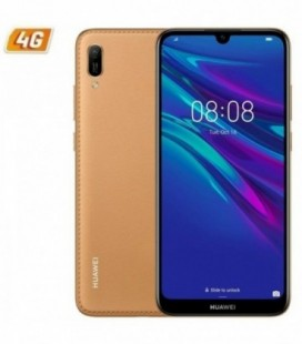 "Smartphone Huawei Y6 2019 - 6.09"" - 32GB - 2GB RAM Brown"