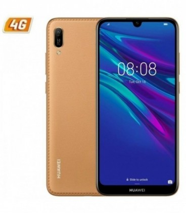"""Smartphone Huawei Y6 2019 - 6.09"""" - 32GB - 2GB RAM Brown"""