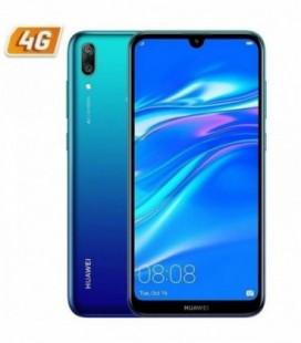 """Smartphone Huawei Y7 2019 - 6.26""""- 32GB - 3GB RAM Aurora Blue"""