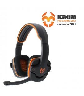 Auricular gaming NOX KROM Krush estéreo