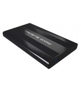 "Tacens AHD1 caja para disco duro externo 2.5"" Negro"