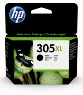 Cartucho HP 305XL Original Negro