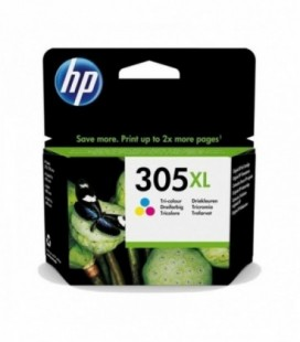 Cartucho HP 305XL Original color