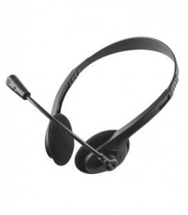 Auriculares Trust ZIVA CHAT HEADSET