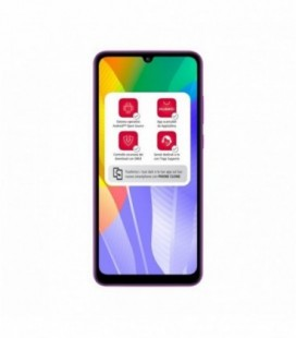 Smartphone/Huawei Y6p/3 GB RAM/64 GB Almacenamiento