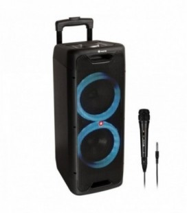 Altavoz con Bluetooth NGS WILD JUNGLE 1/ 80W RMS/ 1.0