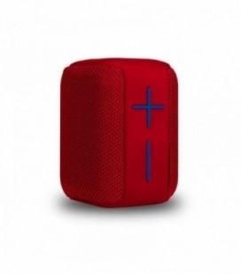 NGS ROLLERCOASTERRED altavoz portátil 10 W Rojo