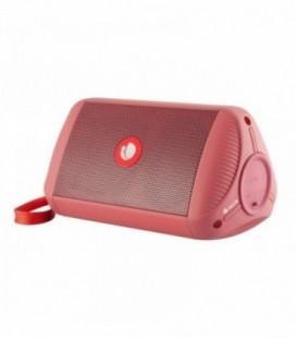 Altavoz Portátil con Bluetooth NGS Roller Ride/ 5W RMS/ 1.0/ Rojo