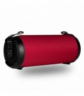 NGS Roller Tempo 20 W Altavoz portátil estéreo Negro, Rojo