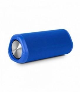 Altavoz con Bluetooth SPC TUBE/ 10W RMS/ 2.0/ Azul