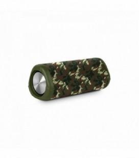Altavoz con Bluetooth SPC TUBE/ 10W RMS/ 2.0/ Verde