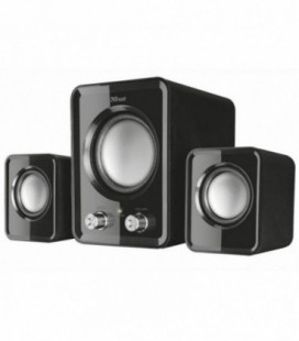 Altavoces Trust ZIVA COMPACT 2.1 Speaker set 12 W Negro