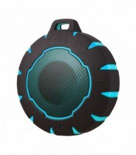 Altavoz con Bluetooth Sunstech SPBTAQUA/ 3W RMS/ 1.0