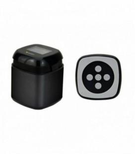 Altavoz con Bluetooth Sunstech SPUBT710BK/ 3W RMS/ 1.0