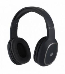 Auriculares Inalámbricos NGS Ártica Pride/ con Micrófono/ Bluetooth/ Negro