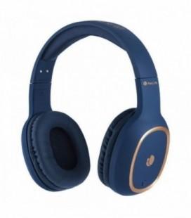 Auriculares Inalámbricos NGS Ártica Pride/ con Micrófono/ Bluetooth/ Azul