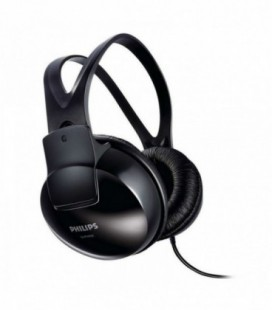 Auriculares Philips SHP1900/ Jack 3.5/ Negro