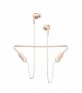Auriculares Inalámbricos Intrauditivos Pioneer SE-C7BT(G)/ con Micrófono/ NFC/ Dorados