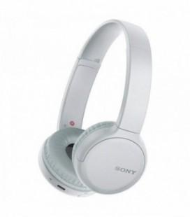 Auriculares Inalámbricos Sony CH510/ con Micrófono/ Bluetooth/ Blanco