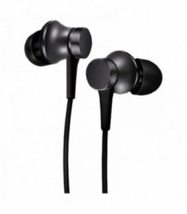 Auriculares Intrauditivos Xiaomi Mi In Ear/ con Micrófono/ Jack 3.5/ Negro