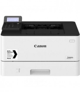 Impresora Láser Monocromo Canon I-SENSYS LBP223DW Wifi/ Dúplex/ Blanca