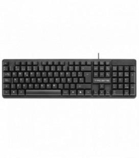 Tacens AK0ES teclado USB QWERTY Español Negro