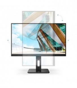 "Monitor Profesional AOC 24P2C 23.8""/ Full HD/ Multimedia/ Negro"