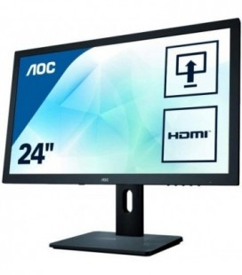 "Monitor AOC E2475PWJ 23.6""/ Full HD/ Multimedia/ Negro"