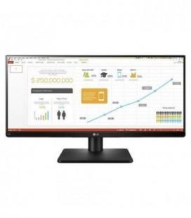 "Monitor Ultrapanorámico LG 34UB67 34""/ WFHD/ Multimedia/ Negro"