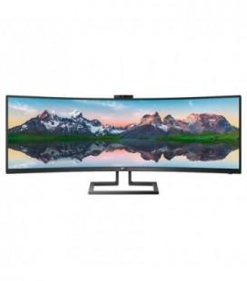 "Monitor Ultrapanorámico Curvo Philips 439P9H 43.4""/ 3840 x 1200/ Multimedia/ Negro"