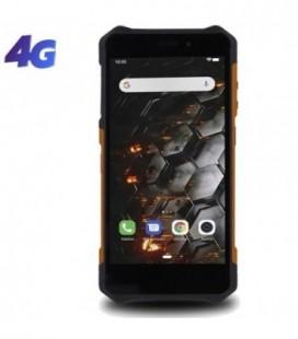 """Hammer Iron 3 LTE 3GB/ 32GB/ 5.5""""/ Negro y Naranja"""