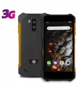 """Hammer Iron 3 1GB/ 16GB/ 5.5""""/ Negro y Naranja"""