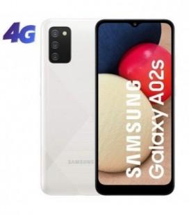 """Samsung Galaxy A02s 3GB/ 32GB/ 6.5""""/ Blanco"""