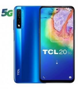"""TCL 20 6GB/ 256GB/ 6.67""""/ 5G/ Azul Océano"""