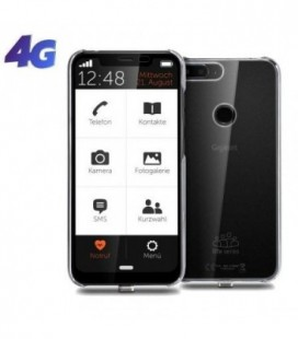 """Gigaset GS195LS 3GB/ 32GB/ 6.18""""/ Gris Titanio"""