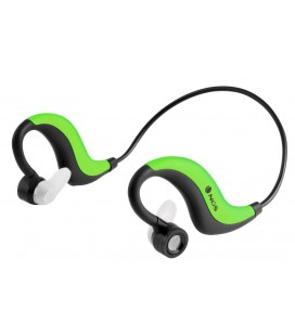 Auriculares NGS Green Artica Runner