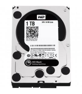 Discos duro WD Black 1TB SATA3 7200rpm