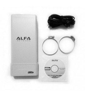Adaptador USB Wifi Alfa Network UBDO-GT de largo alcance