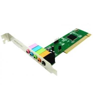 Tarjeta de sonido PCI Approx appPCI51 5.1