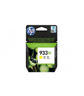 Cartucho tinta HP 933XL Amarillo